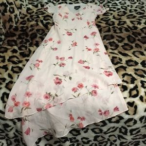 Gently used Positive Attitude dress size 6T